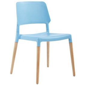 PM03 Blue Chair