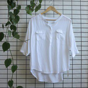 2pocket blouse