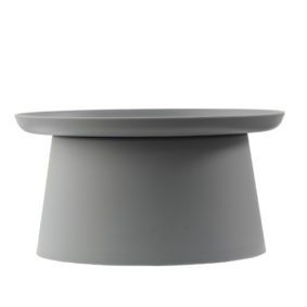 Retro Grey Coffee Table
